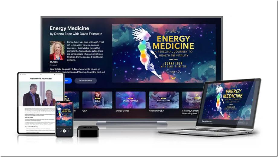 Energy Medicine - Donna Eden - MindValley