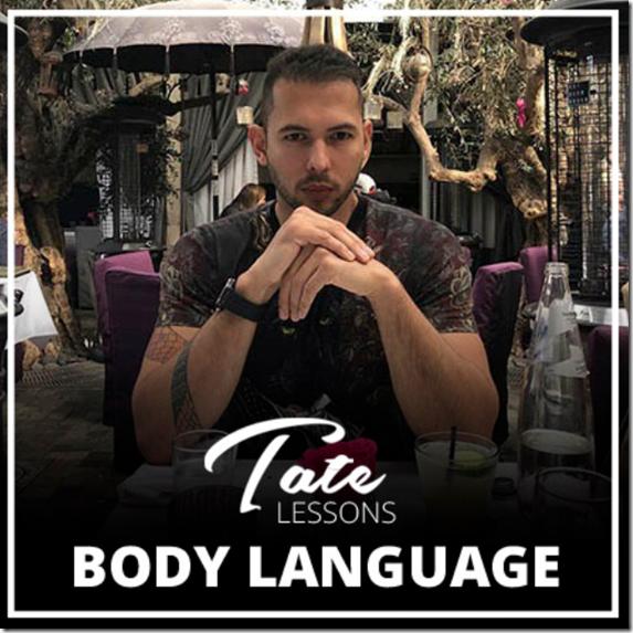 Andrew Tate - Body Language